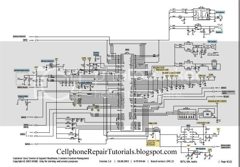 mobile circuit diagram book pdf