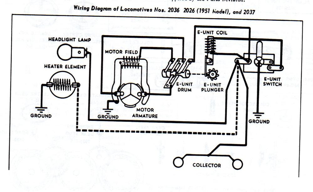lionel train track wiring diagram