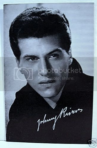Wes Bryan My Life In Music Johnny Rivers A Decade