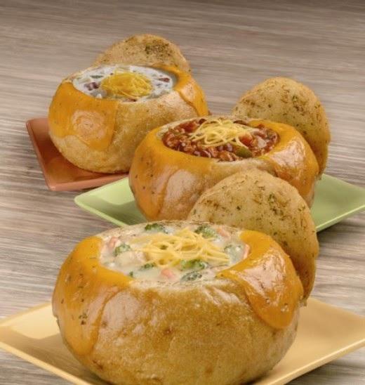 Domino's Pizza Copycat Recipes: Dominos Bread Bowl Pastas