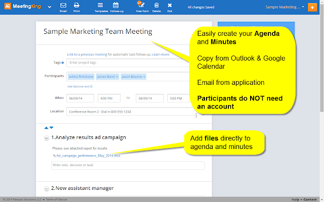 Outlook How To Create A Calendar Outlook Shared Calendar Software Alternative To Exchange Meetingking Chrome Web Store