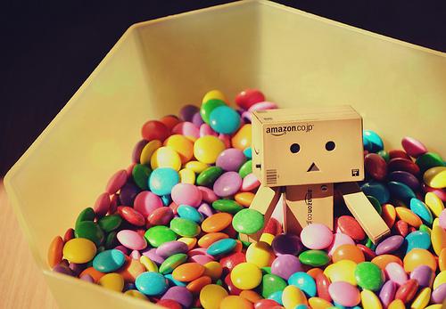 Cute Amazon Box Robot Wallpaper Profiss 227 O Recorter Danbo Doa 231 227 O De Fotos