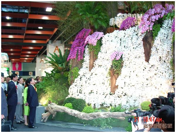 2007 台北世貿國際花卉展