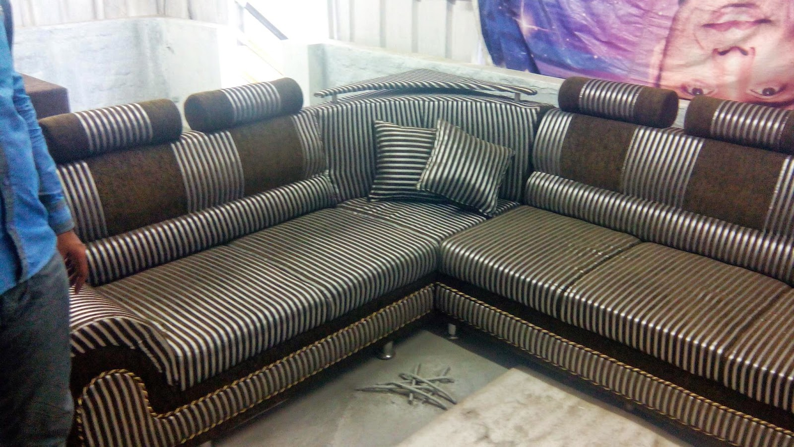 Sofa Set Price In Valsad We Deal In Sofa Set Manufacture At Lowest Cost Compare To