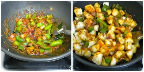 How to prepare chilli idli fry