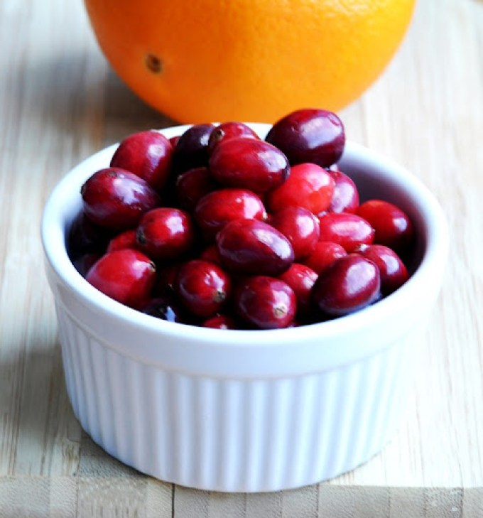 cranberry orange cake 009