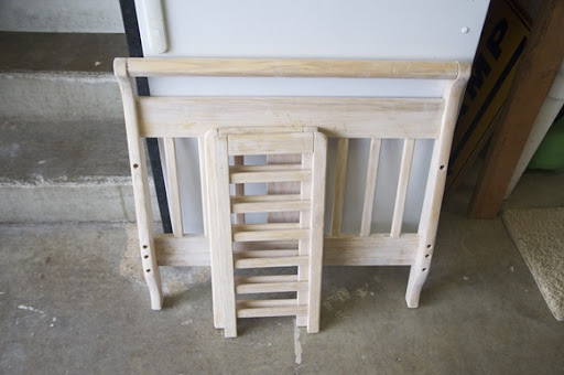 Toddler Bed Bench My Repurposed Lifer