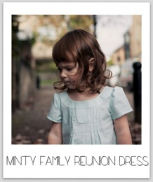 Minty Family Reunion Dress 4