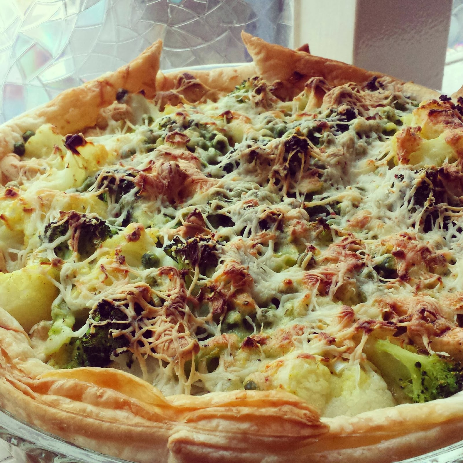 Hartige Taart Gehakt Broccoli Life Is What You Re Cooking Quiche Met Broccoli En Bloemkool