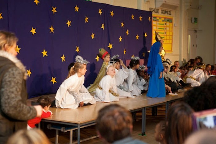 Year Two Christmas Performance 18