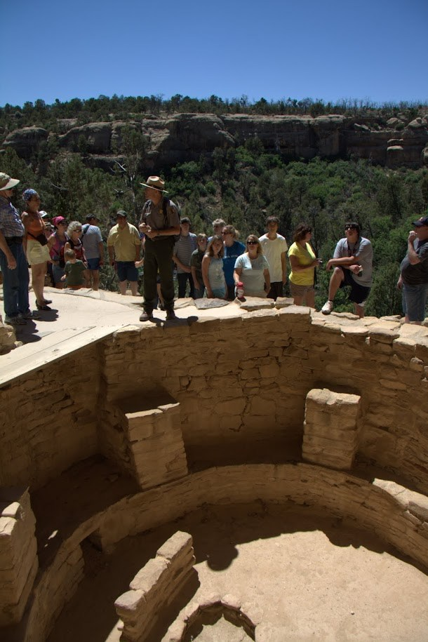 Park Ranger Explaining about Kivas.jpg