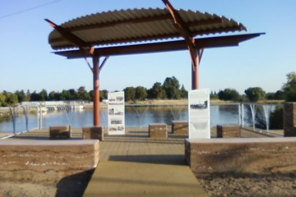 New river park area aims to attract visitors, wildlife