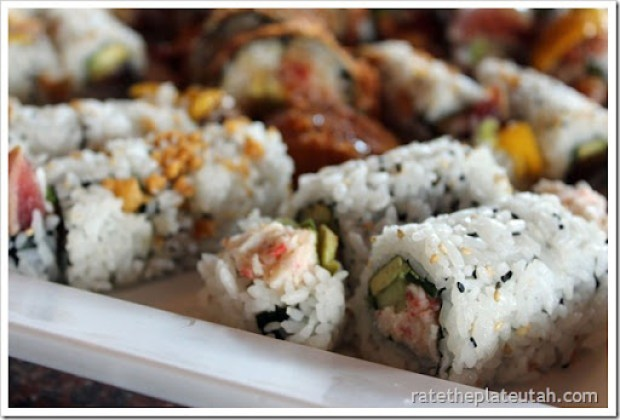 Sushi Groove California Roll