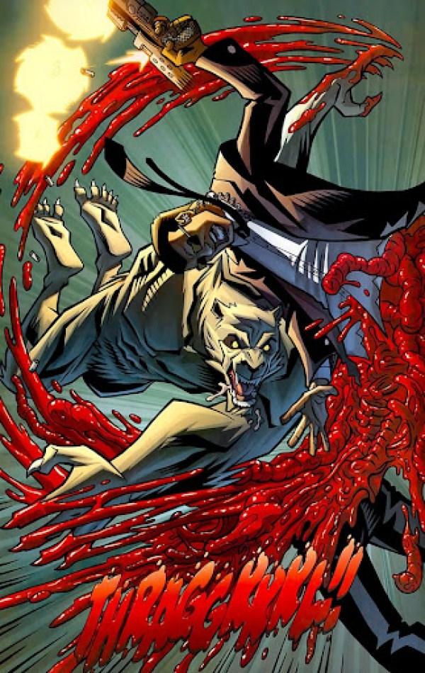 The Astounding Wolf-Man 4