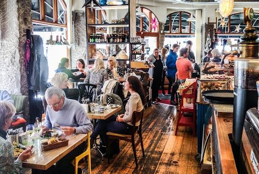 Penny Lane: Hyggelig café i Aalborg - Mikkel Bækgaards Madblog