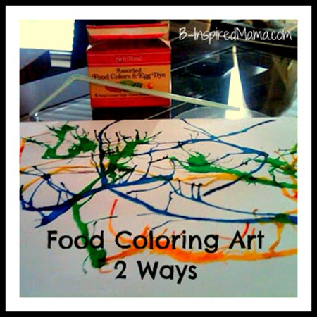 food coloring 1