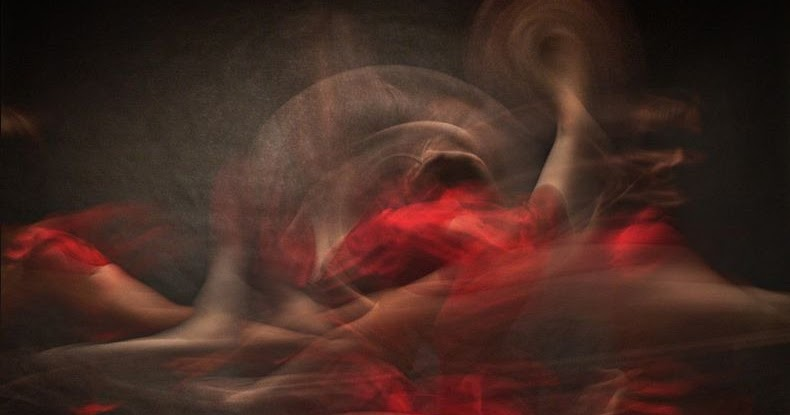 Long Exposure Photographs of Dancers by Bill Wadman | Amusing Planet