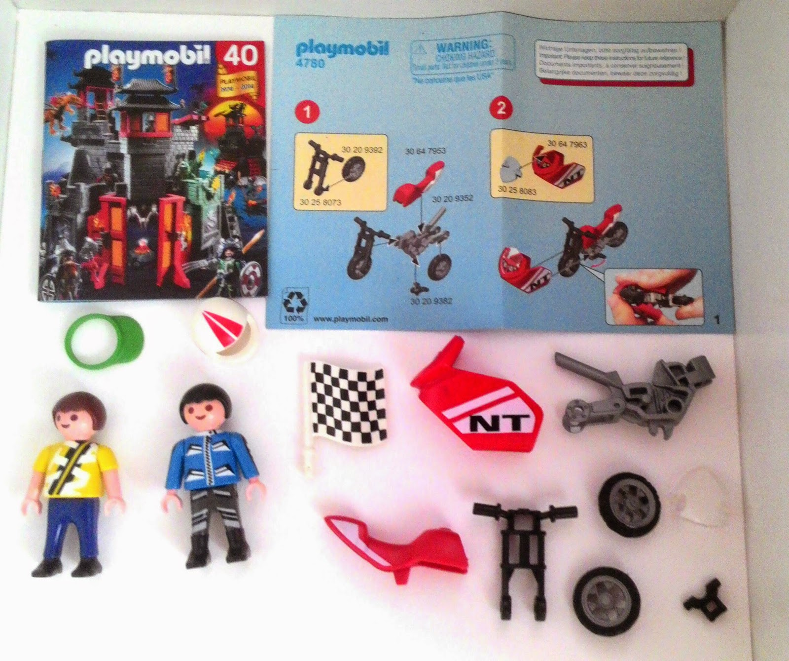 Playmobil Esszimmer 5335 Playmobil Special Plus 4780 兒童賽車 Sophiaのplaymobil摩比玩樂手帳