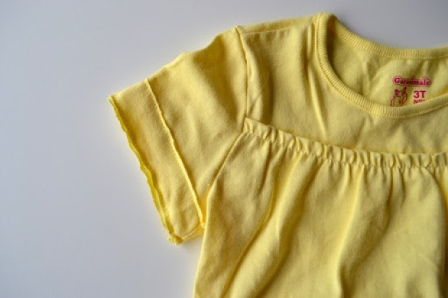 How To Easily Shorten Long Sleeves {lemon squeezy home}
