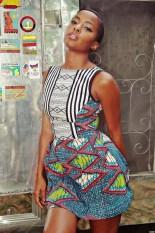 African Ankara Style Dresses