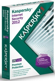 Get Free 90 Days Trial of Kaspersky Internet Security 2012