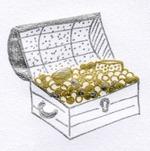 Baú de tesouro
