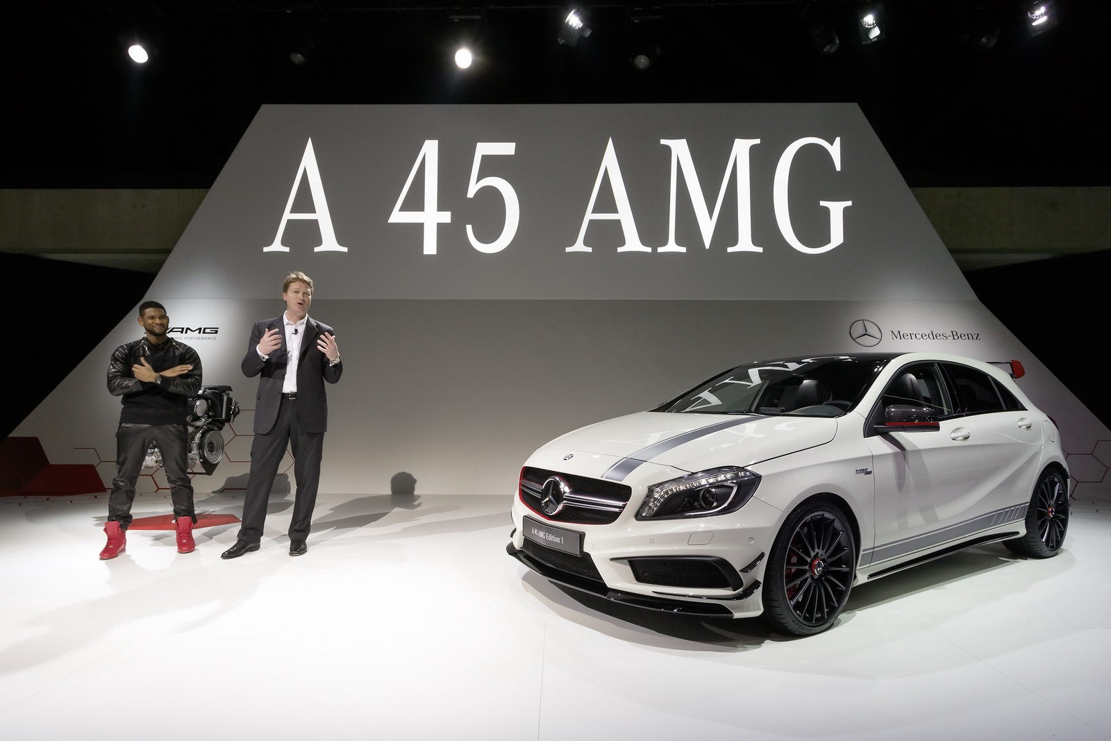 New 355HP Mercedes-Benz A 45 AMG Bows at the Geneva Motor Show