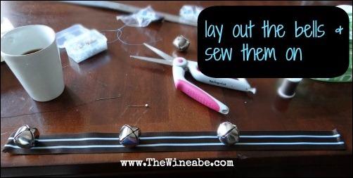 sew on bells