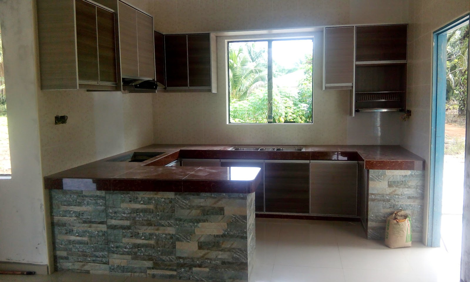 Kabinet King Kabinet Dapur Melaka Related Keywords - Kabinet Dapur