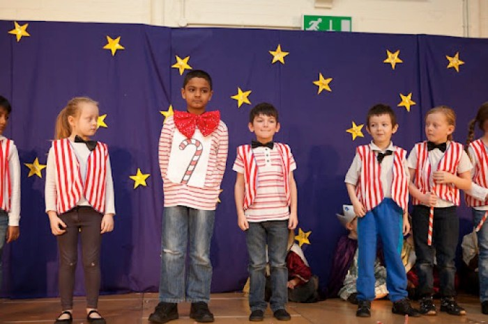 Year Two Christmas Performance 11