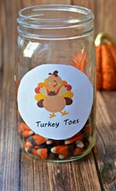 Growing up Gabel - Turkey-toes-long