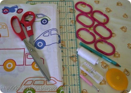 Sew Much Fun Membuat Gorden Minimalis