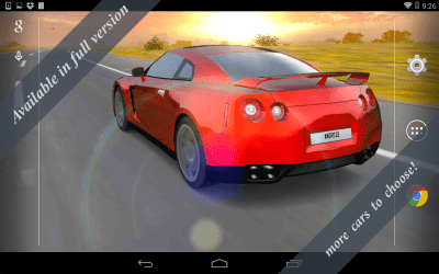 3D Car Live Wallpaper Free - Android Apps on Google Play