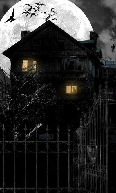 Haunted House Live Wallpaper - Android Apps on Google Play
