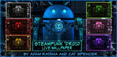 Descargar Pack de fondos animados Android APK 2013 [Live Wallpapers]