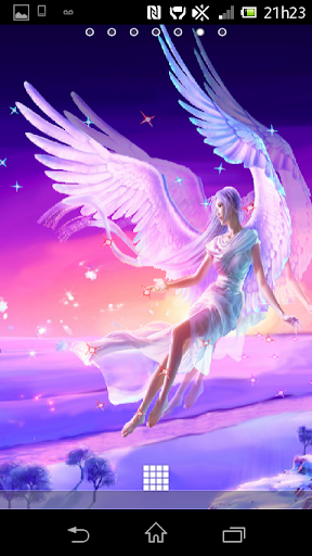 Download Angel Fairy 3D Live Wallpaper for PC
