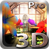 Piranha 3d Aquarium Lwp Live Wallpaper For Android Fantasy Forest 3d Free Android Apps On Google Play