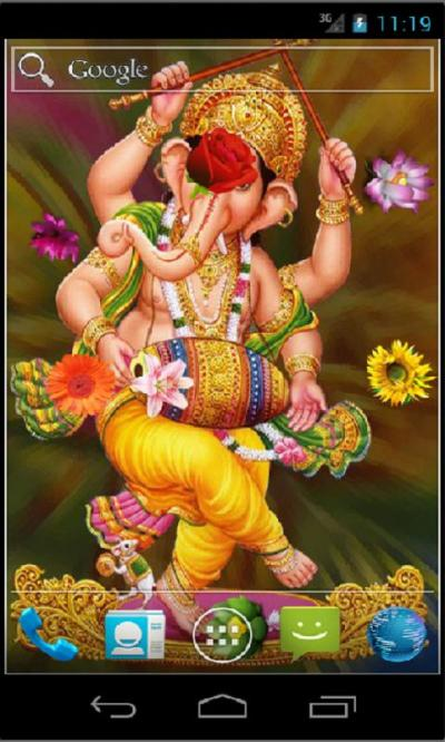 Ganesha HD Live Wallpaper - Android Apps on Google Play