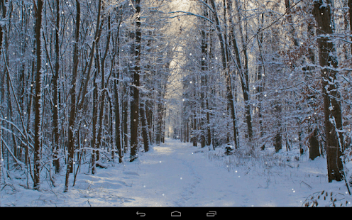 Victoria Falls Live Wallpaper Winter Wallpaper Android Apps On Google Play