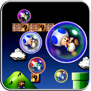 Bubble Mario Live Wallpaper | Explore the app developers, designers and Technology behind apps