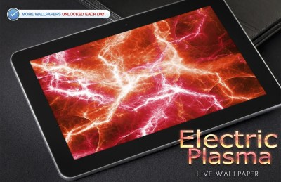 Electric Plasma Live Wallpaper - Android Apps on Google Play