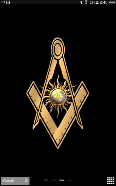 Masonic Emblem Live Wallpaper - Android Apps on Google Play
