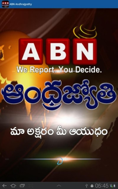 ABN AndhraJyothy - Android Apps on Google Play