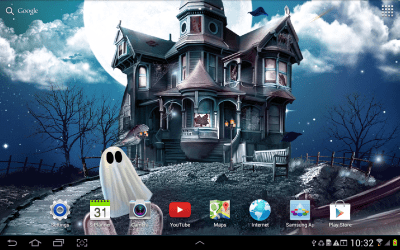 Halloween Live Wallpaper – Android-Apps auf Google Play
