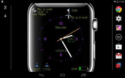 MyWatch Live Wallpaper - Android Apps on Google Play