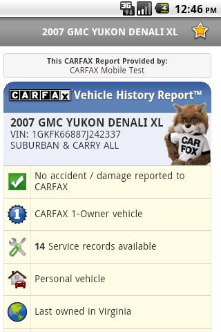 CARFAX for Dealers - Android Apps on Google Play