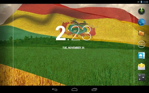 3d Rebel Flag Live Wallpaper Apk App 3d Bolivia Flag Lwp Apk For Kindle Fire Download