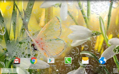 Spring Live Wallpaper - Android Apps on Google Play