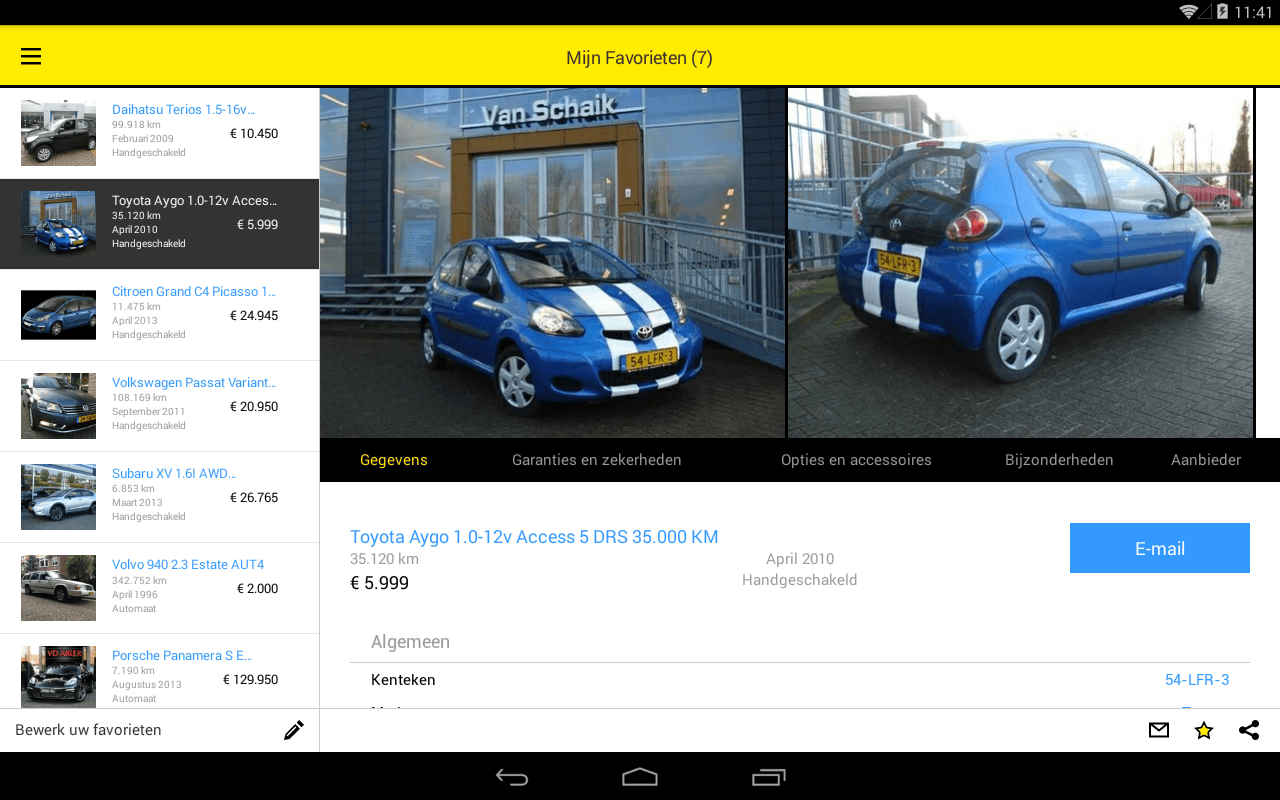Android Auto Nederland Autotrack Android Apps On Google Play
