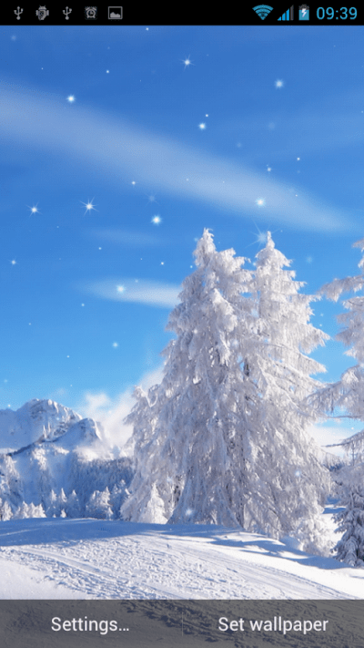 Winter Live Wallpaper - Android Apps on Google Play